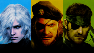 Metal Gear Solid HD Collection Wallpaper by theDisappointment
