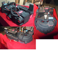 Proton Pack Progress 14 by ritter99