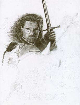 Lord of the Rings WIP (Please Critique!) by ChristianCowgirl116