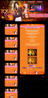 Layout TotallyDesigns  Version 3.2 by FabulousPinkDesignsW