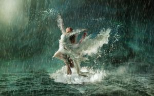 Water Dance by ditney