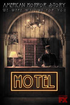 Americanhorrorstoryhotel explore for Ahs hotel decor
