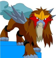 Entei - Pokemon