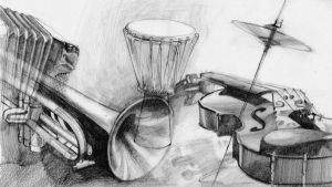 Instruments by yelou