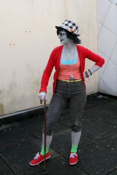 Hipsterstuck Terezi by Usaginess