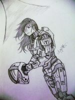 Halo: Welcoming Breeze by Mang0l0v3r
