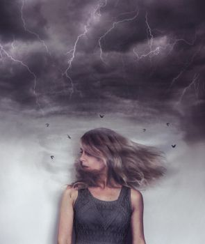 Hurricane Thoughts by Angel-Soul