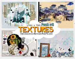 Textures Pack #6 by Bellacrix