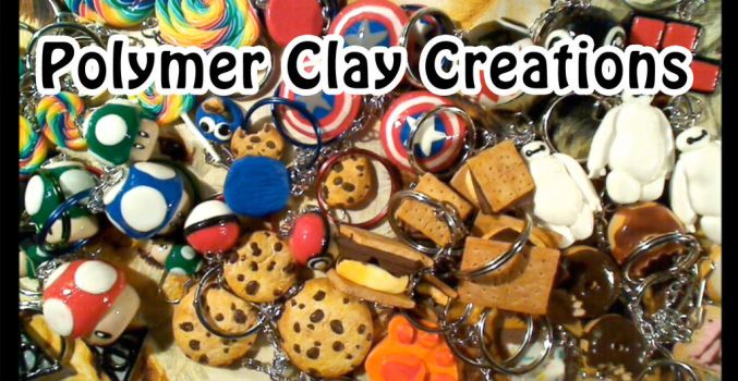 Polymer Clay Items by Sofera