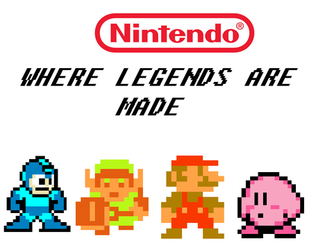 where legends are made.. by SONIC-BOY-98