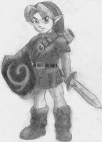 Young Link by Forcegems