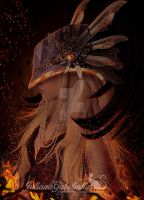 The Queen Of The Damned by jugatatinhas