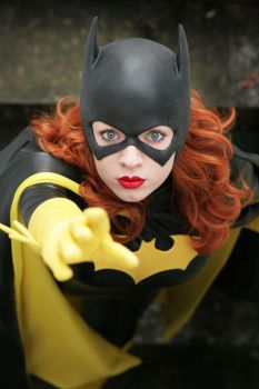 Barbara Gordon - Batgirl VIII by Knightess-Rouge