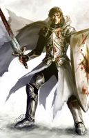 White Knight by Noiry