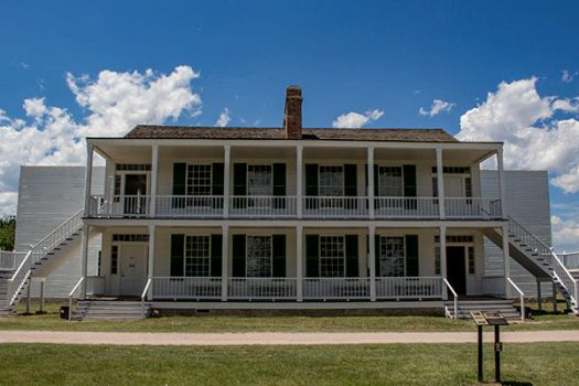 Fort Laramie Wyoming (10) by artisticimposter