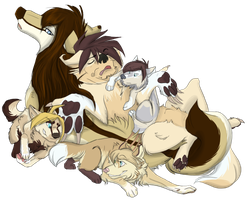 Family Picture by Emii-M