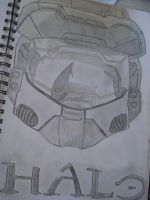 Master Chief by Victoria-Creed
