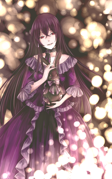 [P.H.] Lacie Baskerville by Matryoshka-Ruth