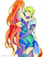 I will love you forever. by usuiandmisaki