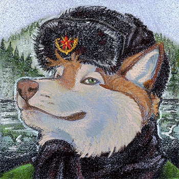 Lawdawg Icon by thornwolf