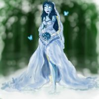 Corpse Bride by Mispeled