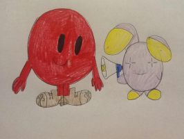 TMMS-Pokemon: Mr. Noisy and a Whismur