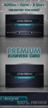 Premium Business Card by panos46