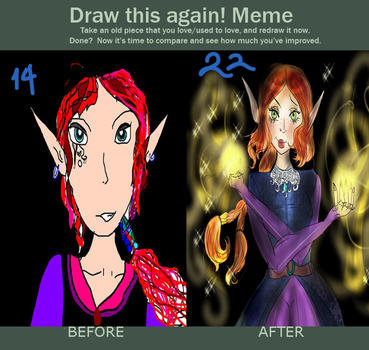 Draw this again by Tonxbunny94