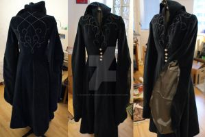 Finished High Elf coat by Headclouds