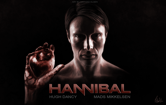 Hannibal - DigiPainting by Lasse17