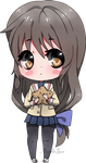 Fuko ibuki clannad by AS-Adoptables