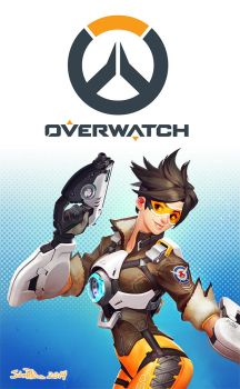 Blizzcon 2014 Tracer Demo by NorseChowder
