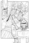 Transformers MTMTE Closure page 4 ink by shatteredglasscomic