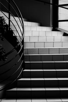 Stairway to my home by CatchMePictures
