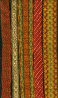 Set of green and red by weavedmagic