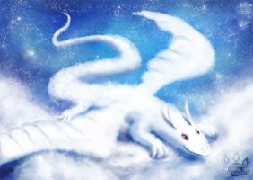 Creature of the Clouds by tamaraR