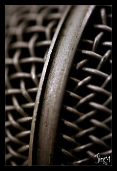 Microphone by Zairon