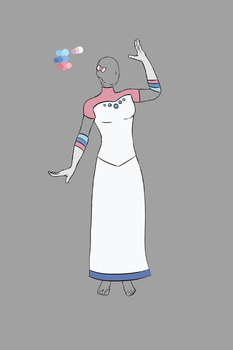 Sylveon Dress 1 by LadyDragan