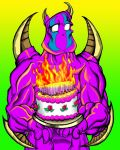 Happy Birth Day by CroctopusArt