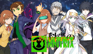 A Certain Scientific Omnitrix: Character Poster by MisakaLovesYou