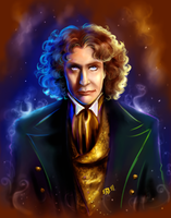 Eighth Doctor Who by FairyGodfather