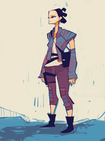 Remembering Rey-a-Day by michaelfirman