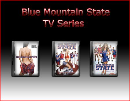 Blue Mountain State Icons by jake2456