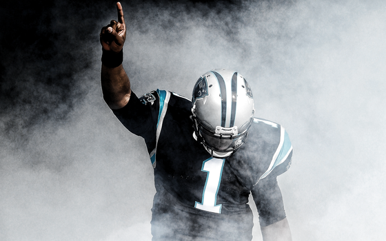 cam newton wallpaper 9 by jb-online