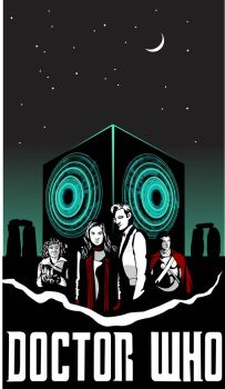 Doctor Who 5 season by Mad42Sam