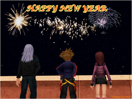 Happy New Year 2017 by WarriorCute