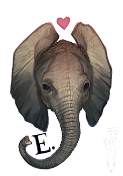 E is for by witherlings