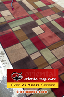 Before And After Of Rug Cleaning By Orientalrugcare On