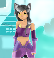 Dream of Estorra: Aphmau by ChronoWither