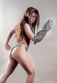 WitchBlade Cosplay by MasterRAYs